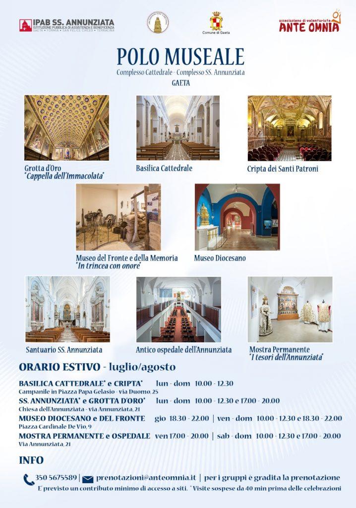 Gaeta Polo Museale Estate 2019