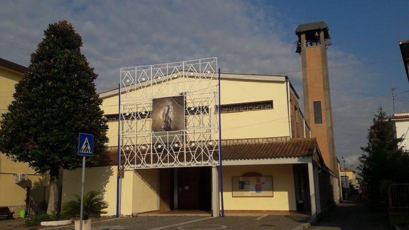 Chiesa San Biagio Minturno - ridotta
