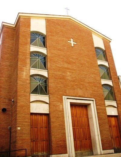 Chiesa Madonna del Carmine, Formia