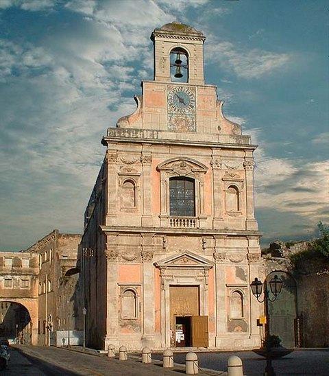 Santuario Annunziata Gaeta
