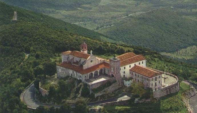Santuario della Madonna della Civita Itri