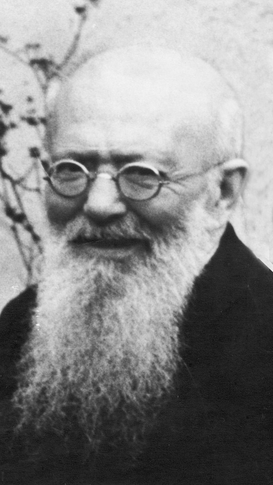 blaženi Pavel Manna - duhovnik in misijonar