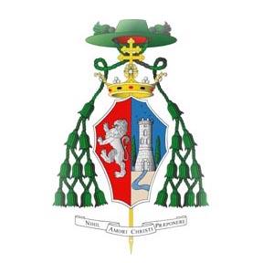 Stemma Mons. Fabio Bernardo D'Onorio