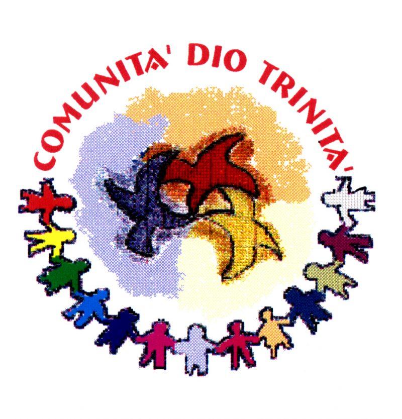 Logo Comunità Dio Trinita