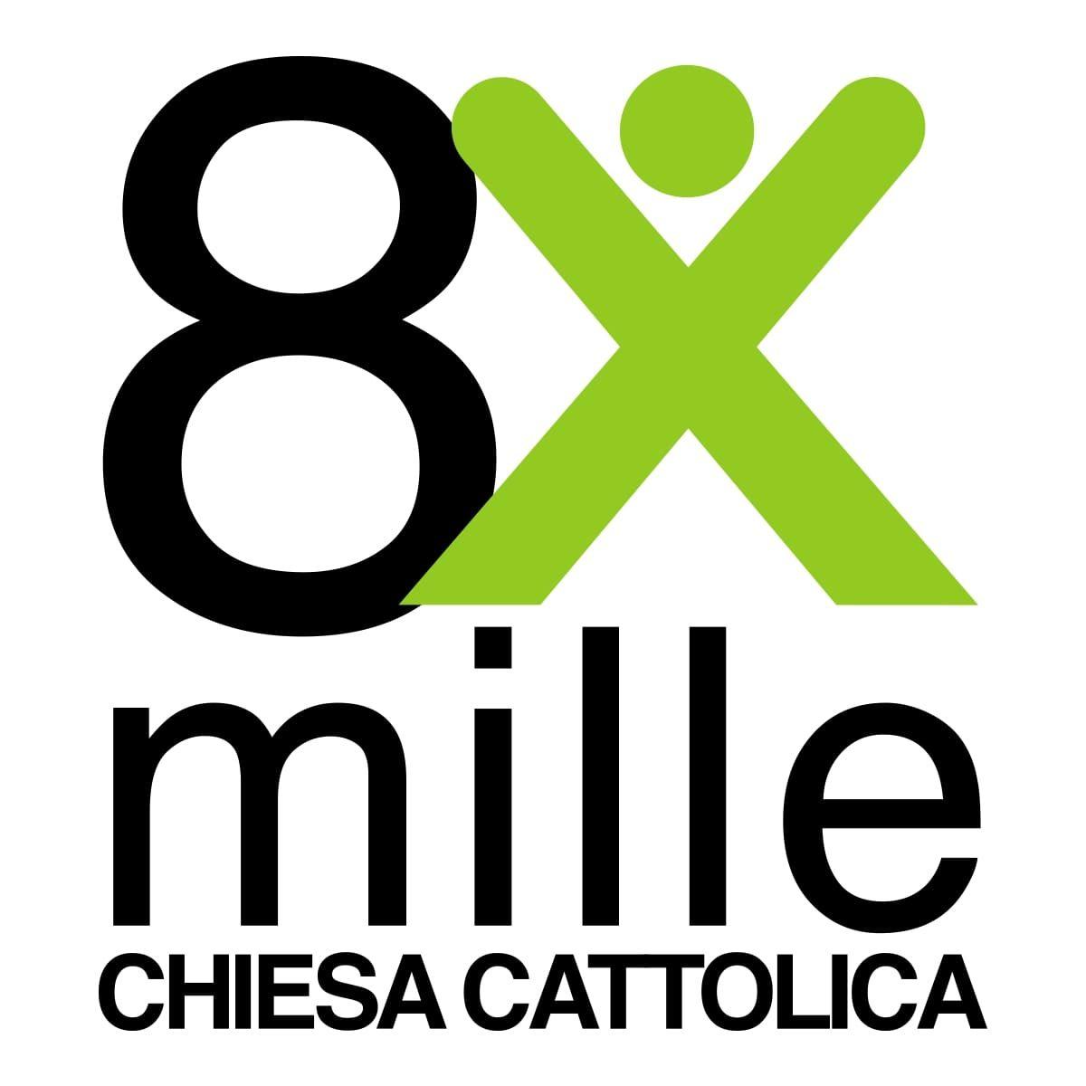 logo 8xmille