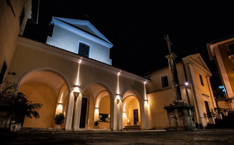 Formia Sant'Erasmo Chiesa