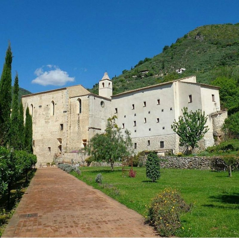 Fondi Monastero San Magno