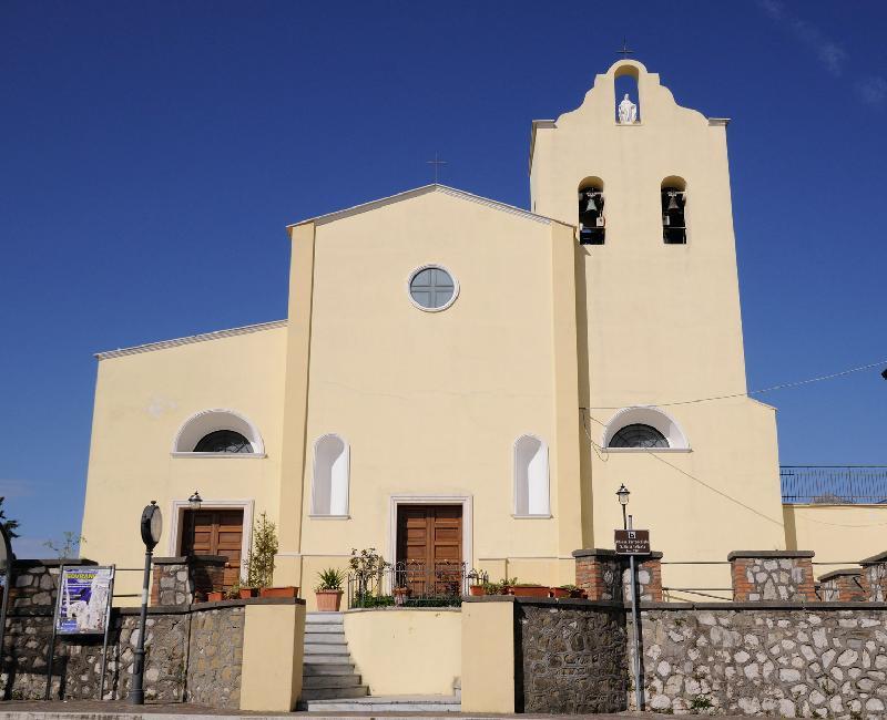 Minturno, Chiesa di Santa Maria Infante