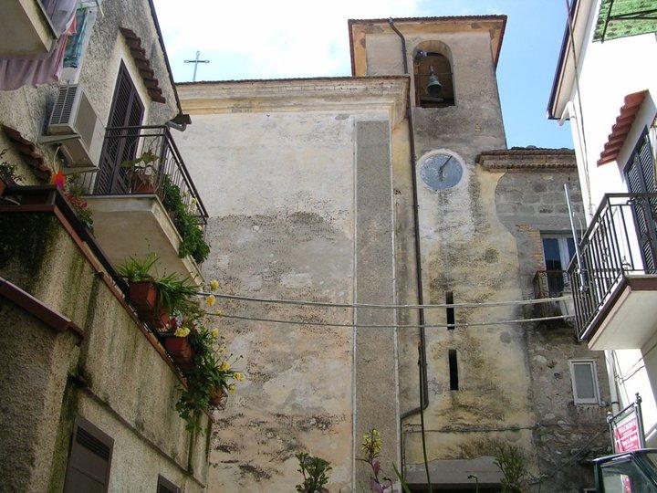 Minturno, Chiesa di San Giuseppe a Pulcherini