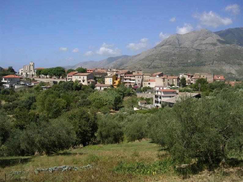 Santa Maria Infante Panorama