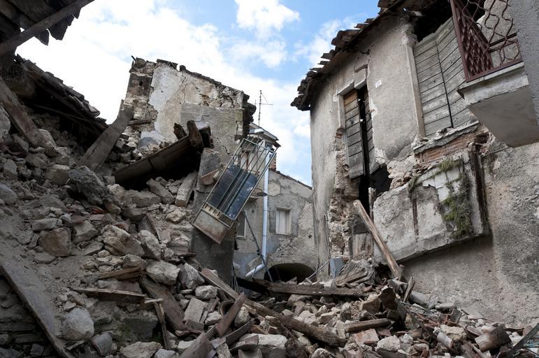terremoto earthquake