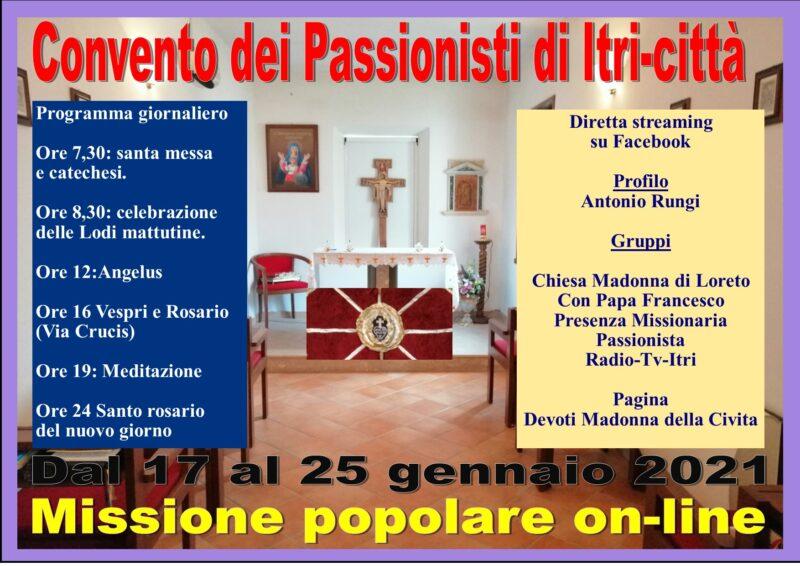 Missione Popolare web