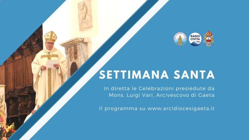 Settimana Santa - Arcidiocesi di Gaeta