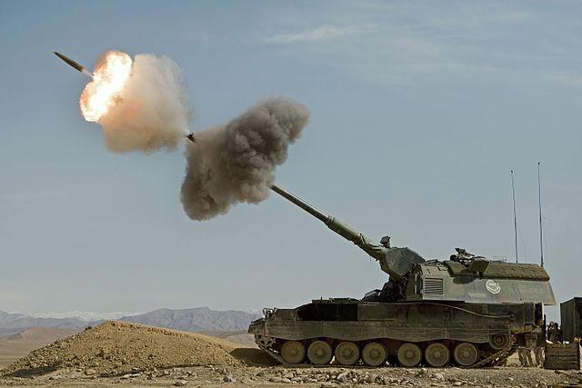 Afghanistan carro armato